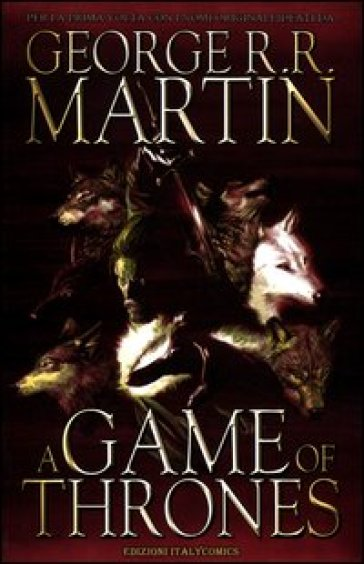 A Game of thrones. 1. - George R.R. Martin  