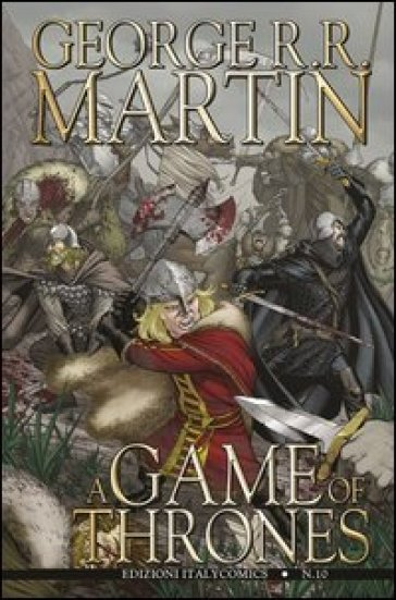 A Game of thrones. 10. - George R.R. Martin  