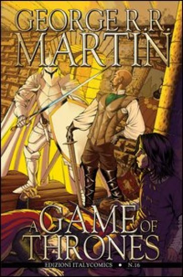 A Game of thrones. 16. - George R.R. Martin |