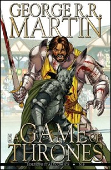 A Game of thrones. 9. - George R.R. Martin |