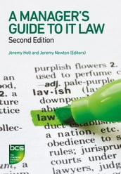 A Manager s Guide to IT Law