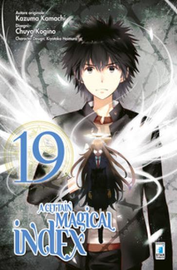 A certain magical index. 19. - Kamachi Kazuma pdf epub