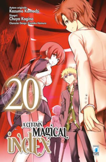 A certain magical index. 20. - Kamachi Kazuma | Thecosgala.com