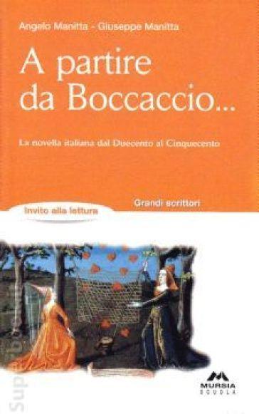 A partire da Boccaccio... - Angelo Manitta | Jonathanterrington.com