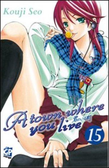 A town where you live. 15. - Kouji Seo pdf epub