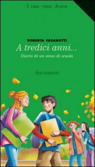 A tredici anni... - Roberta Fasanotti pdf epub