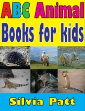 ABC Animal Books for kids