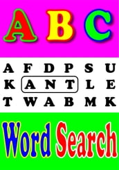 ABC s Book for Kids:word search An Interactive Book Game