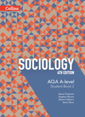 AQA A Level Sociology Student Book 2