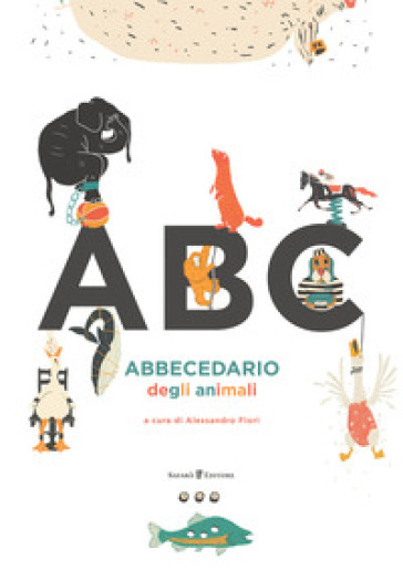 Abbecedario degli animali. Ediz. a colori - A. Fiori | Thecosgala.com