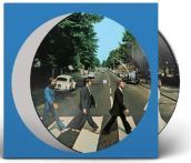 Abbey road-anniversary (vinile picture disc)