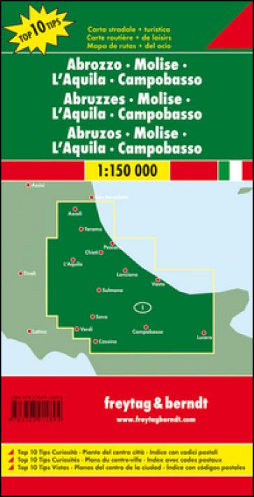 Abruzzo-Molise 1:150.000