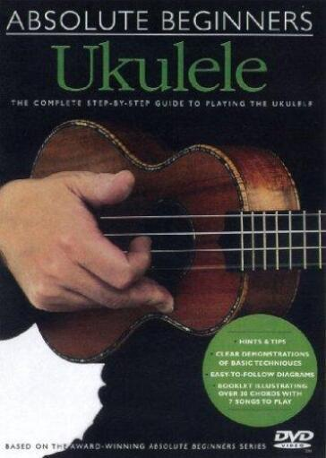 Absolute Beginners Ukulele Multilang (DVD)