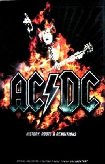 Ac/Dc  - History Roots & Rendition (Dvd+Cd)