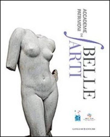 Accademie patrimoni di Belle Arti. Ediz. illustrata - G. Cassese |