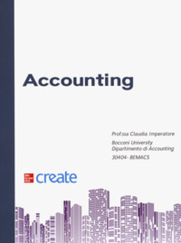 Accounting. Con Connect - Claudia Imperatore |
