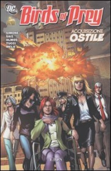 Acquisizione ostile. Birds of prey