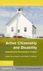 Active Citizenship and Disability