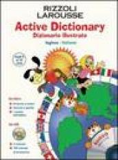 Active Dictionary. Dizionario illustrato inglese-italiano (8-10 anni). Con CD Audio