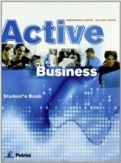 Active business. Student