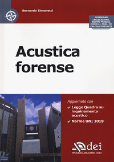 Acustica forense - Bernardo Simonetti   Jonathanterrington.com
