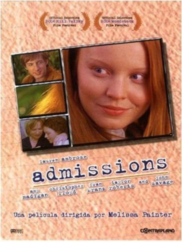 Admissions (DVD)