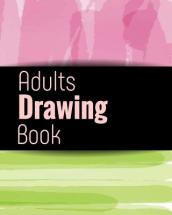 Adults Drawing Book