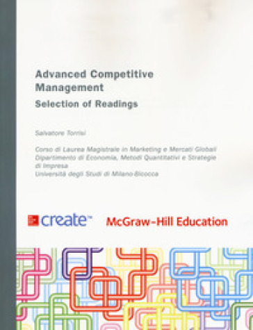 Advanced competitive management. Selection of readings - Salvatore Torrisi |