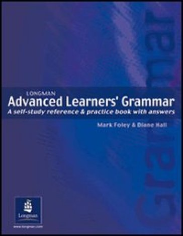 Advanced learners grammar. Per le Scuole superiori - David Hall |
