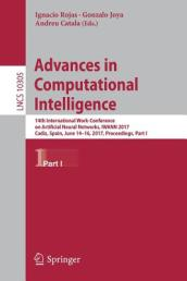 Advances in Computational Intelligence Part I