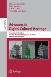 Advances in Digital Cultural Heritage