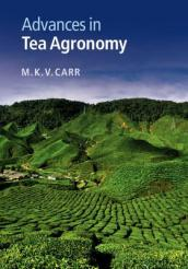 Advances in Tea Agronomy