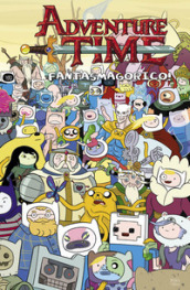 Adventure time. Fantasmagorico!. 11.