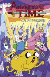 Adventure time. Oh, paccheri!. 10.