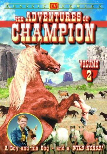 Adventures of champion:vol 2