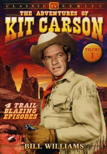 Adventures of kit carson:vols 1-11