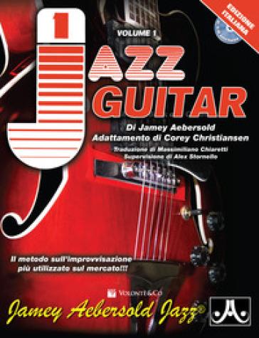 Aebersold. Con 2 CD-Audio. 1: Jazz guitar - Jamey Aebersold | Ericsfund.org