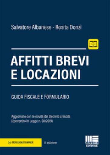 Affitti brevi e locazioni - Salvatore Albanese | Thecosgala.com