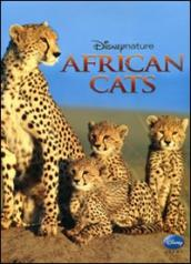 African cats. Disney nature