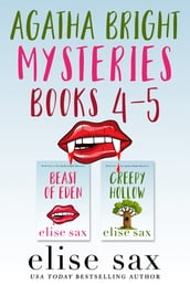 Agatha Bright Mysteries: Books 4-5
