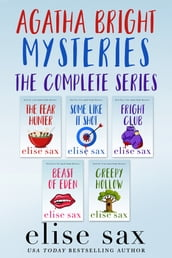 Agatha Bright Mysteries: The Complete Series