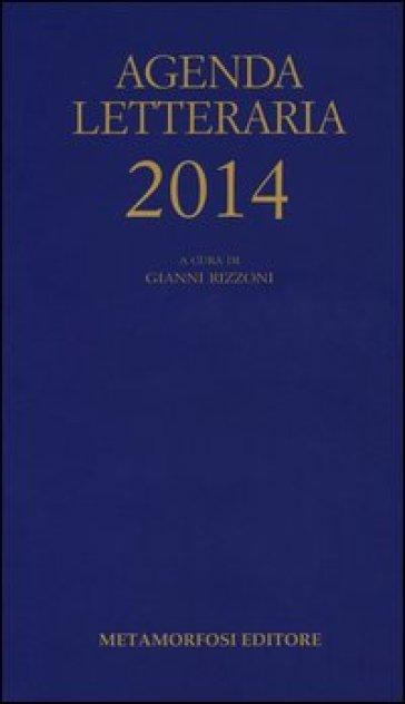 Agenda letteraria 2014 - G. Rizzoni |