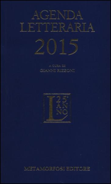 Agenda letteraria 2015 - G. Rizzoni |