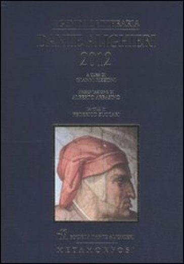 Agenda letteraria Dante Alighieri 2012 - G. Rizzoni | Thecosgala.com