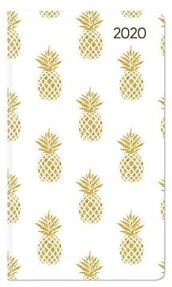 Agenda settimanale 2020 - Ladytimer Slim Pineapple