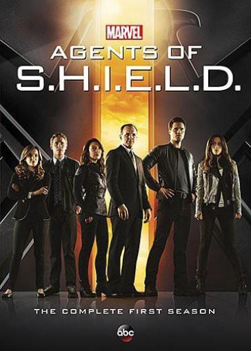 Agents of shield:complete first