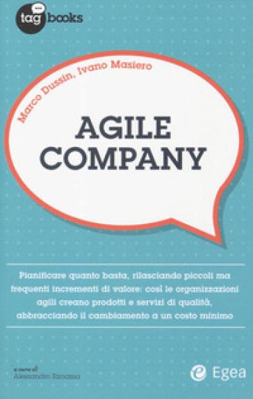 Agile company - Marco Dussin  