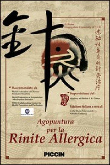 Agopuntura per la rinite allergica. DVD - Li Suhe | Rochesterscifianimecon.com
