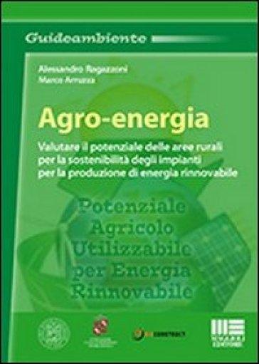 Agro-energia. Valutare il potenziale delle aree rurali per la sostenibilità degli impianti per la produzione di energia rinnovabile - Marco Arruzza   Jonathanterrington.com