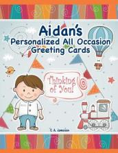 Aidan s Personalized All Occasion Greeting Cards